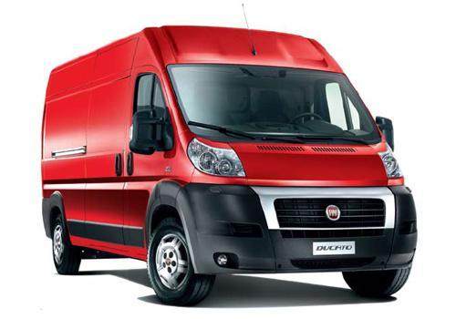 foto Fiat Ducato Cargo Van 2.3L 15 nuevo