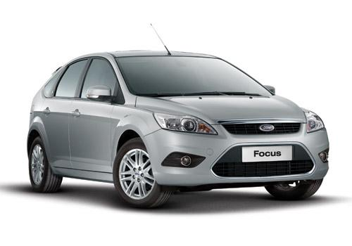 Ford Focus 5P 1.6 Trend (2012)