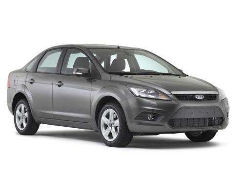 Ford Focus Exe Ghia Aut 2.0L (2012)