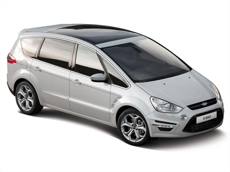 Ford S-Max Trend (2013)