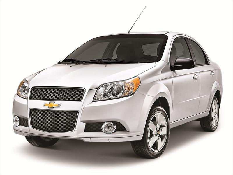 Chevrolet Aveo 2016 >> Chevrolet Aveo LT (2013)