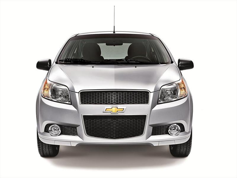 Autos Chevrolet Informacin Aveo