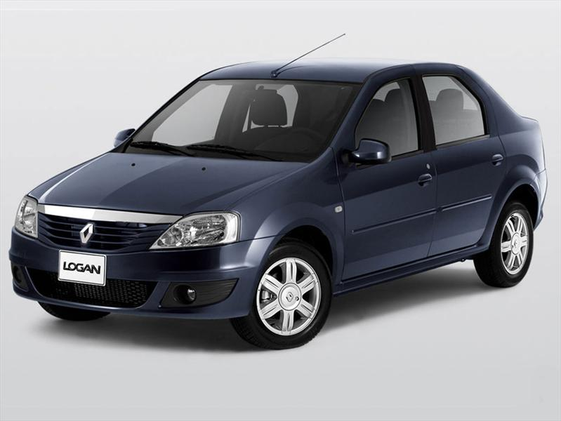 Renault Logan Familier (2012)