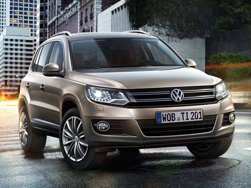 Volkswagen Tiguan TDi Sport & Style Aut (0)