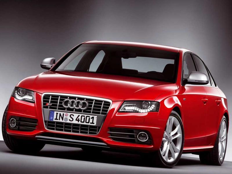 foto Audi Serie S S4 3.0T FSI S-Tronic