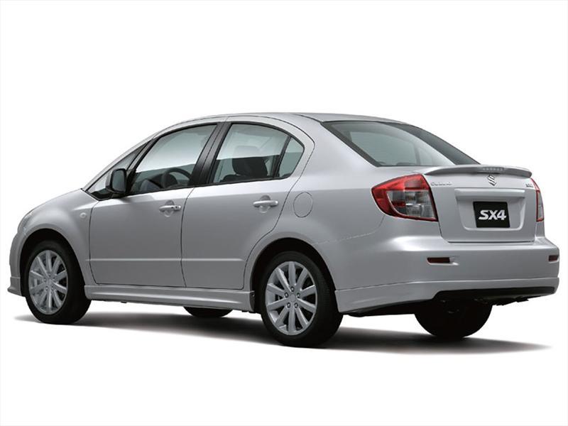 Suzuki Sx Sedan Especificaciones