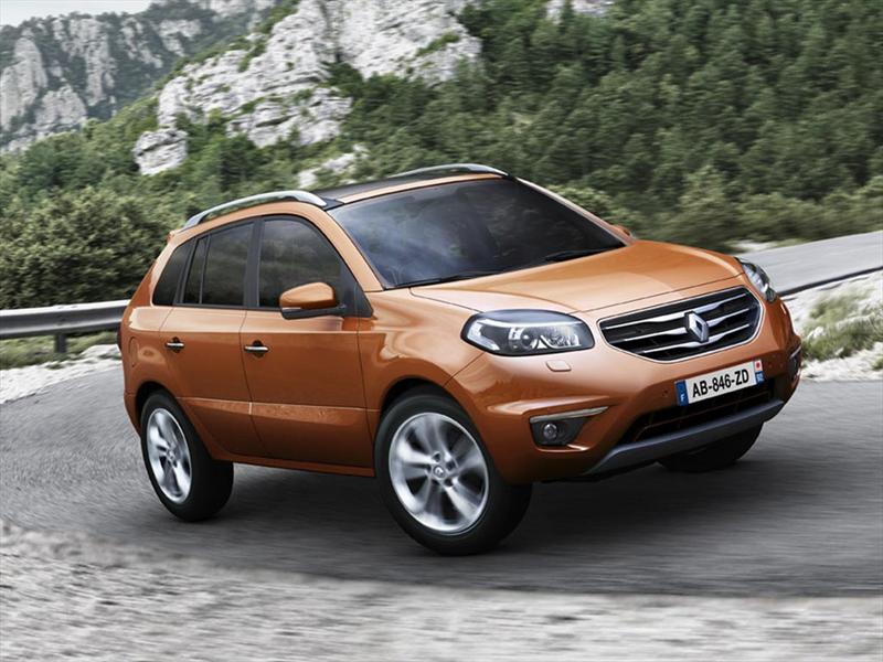 Renault Koleos Dynamique Aut (2014)