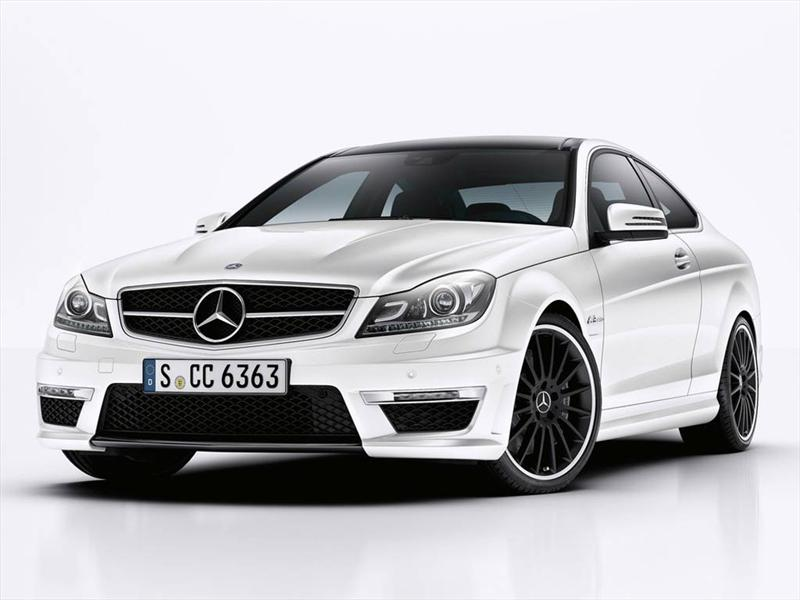 mercedes benz clase c 63 amg coup edition 507 2015. Black Bedroom Furniture Sets. Home Design Ideas
