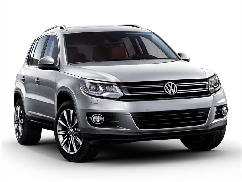 Volkswagen Tiguan Native  (2014)