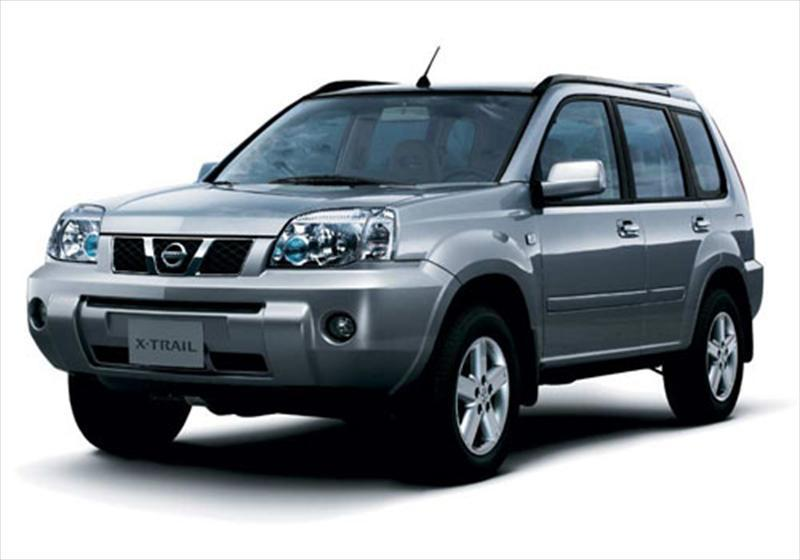 nissan x trail classic 2 5l 2012. Black Bedroom Furniture Sets. Home Design Ideas