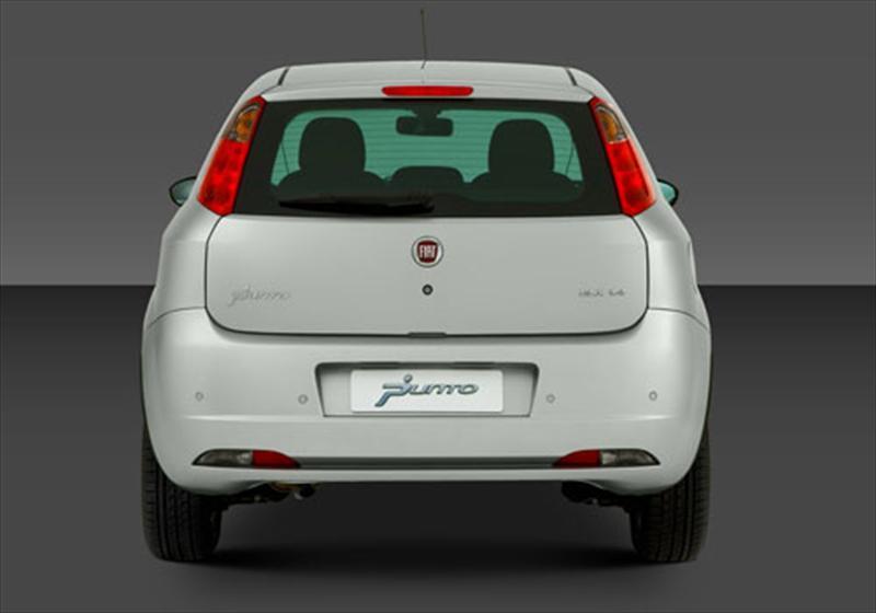 Fiat grande punto 1 8l 2016 for Capacidad baul fiat punto