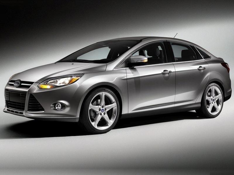 Ford Focus Se Aut 2013