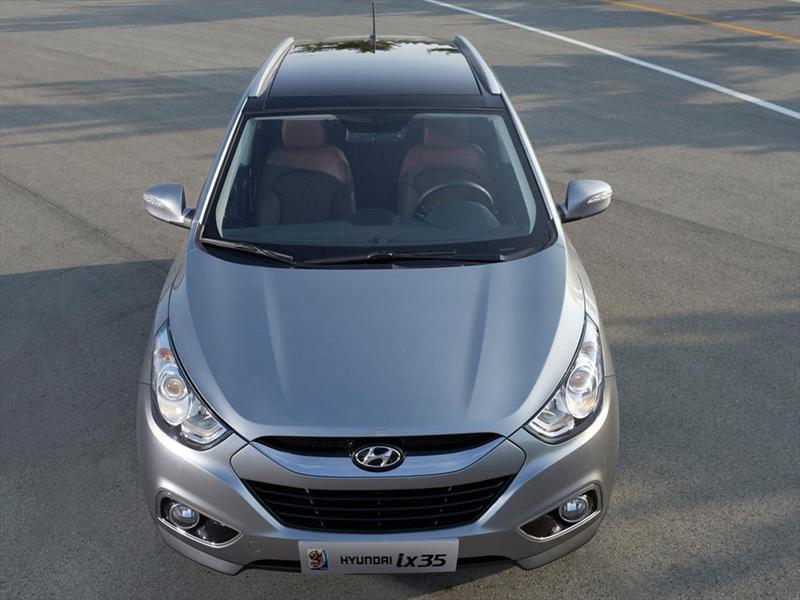 Hyundai Tucson ix35 4x2 (2014)