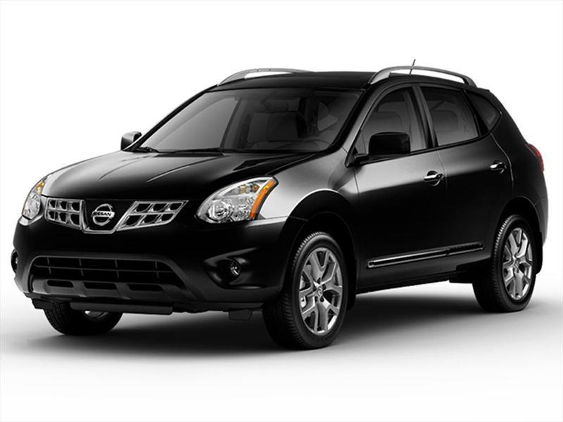 Nissan Rogue Exclusive 2014