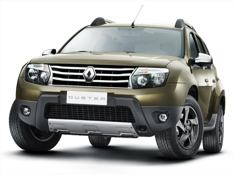 Renault Duster Confort Plus (2013)