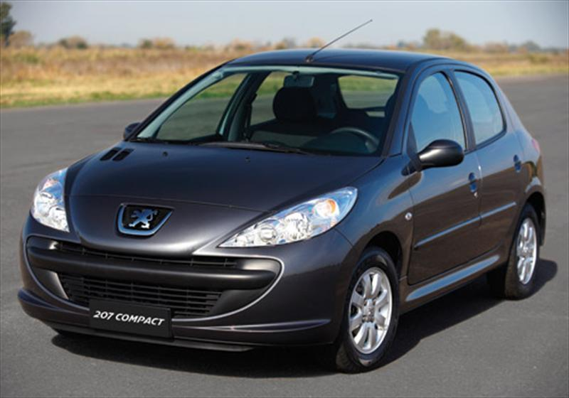 foto Peugeot 207 Compact financiado en cuotas ( Active 1.4 5P  ) Anticipo $35.400