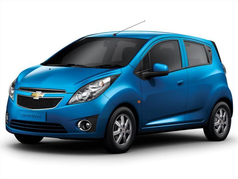 foto Oferta compra auto Chevrolet Spark LT nuevo precio $80.760