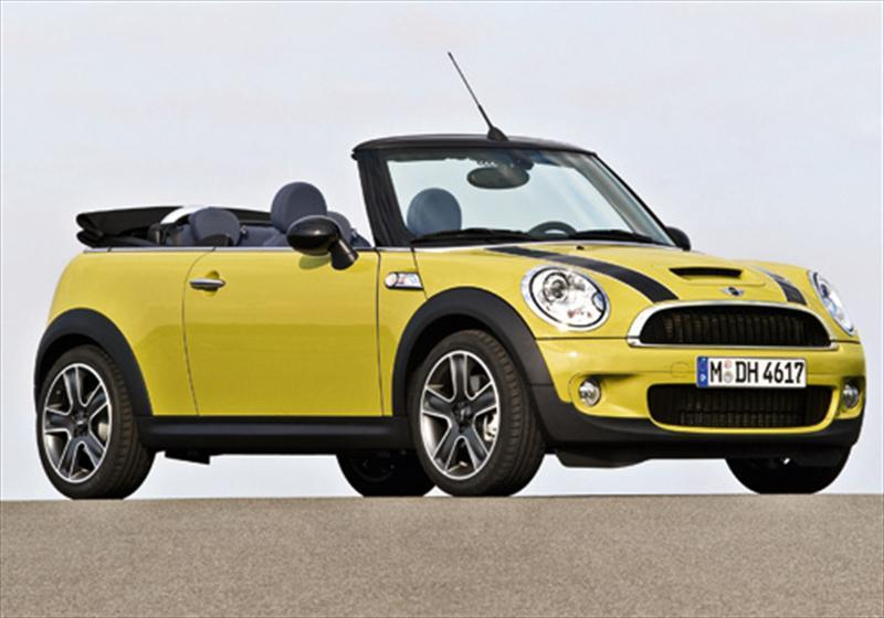 Mini Cooper S Cabrio Hot Chili 16l 2018
