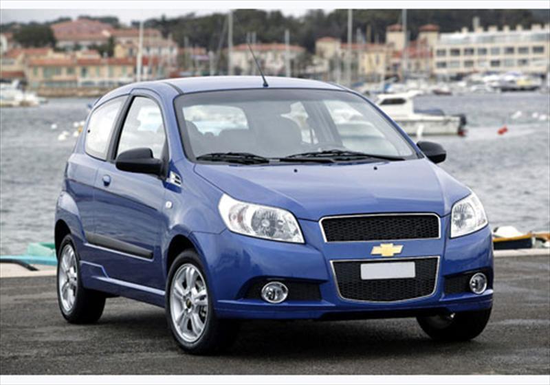 Chevrolet Aveo 1.6L (2012)