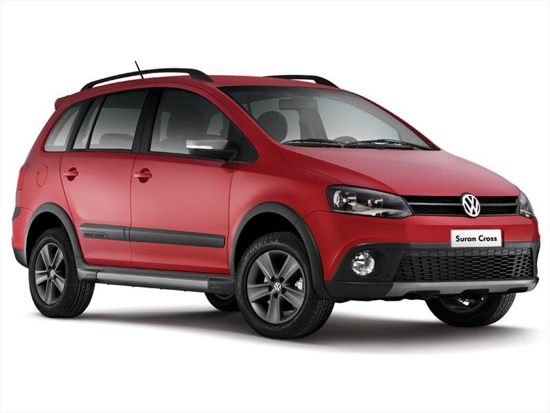 Volkswagen Suran Cross Highline  (2014)