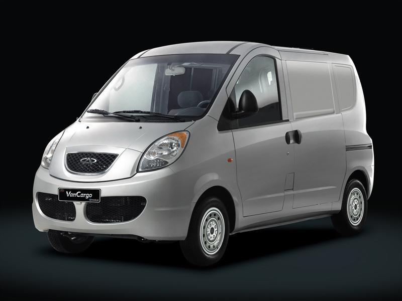 Chery Van Cargo 1.3L (2013)