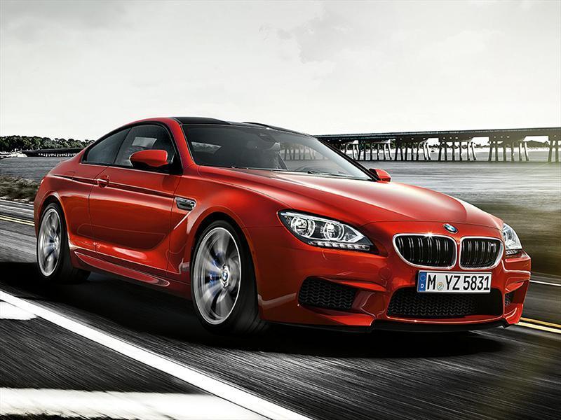 foto BMW Serie M M6 Coupé Competition Edition M Performance