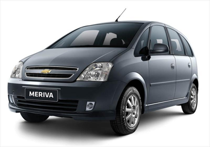 Chevrolet Meriva GL Plus (2012)