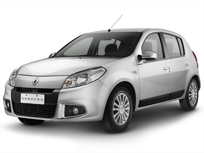 Renault Sandero 1.6L Confort (2012)