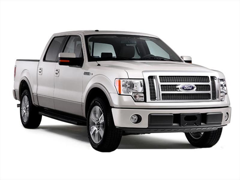 Ford Lobo XLT 4x2 Cabina y Media (2014)
