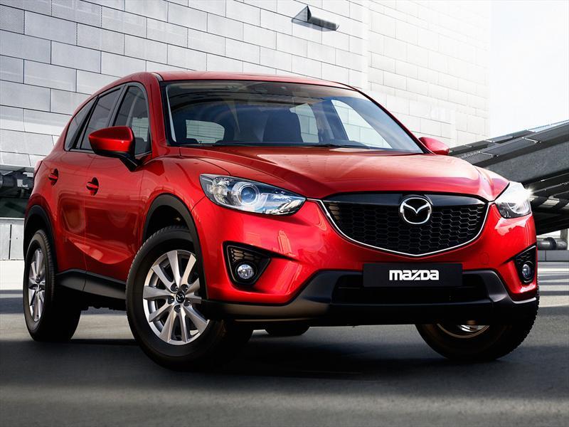 Cx 5 Grand Touring >> Mazda CX-5 i Grand Touring (2013)