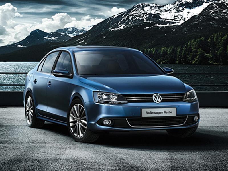 Volkswagen Vento 2.0 Advance TDi (2014)