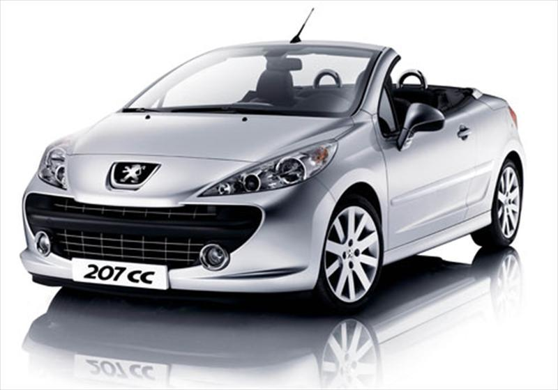 venta auto nuevo peugeot 207 cc color a eleccion. Black Bedroom Furniture Sets. Home Design Ideas