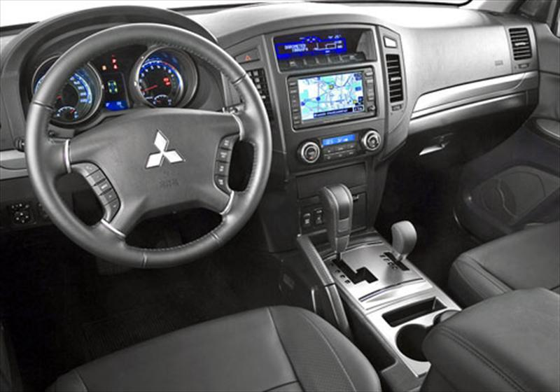 mitsubishi montero limited 2014 - Mitsubishi Montero 2012