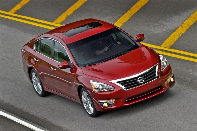 2012 Nissan Altima 25 Sl