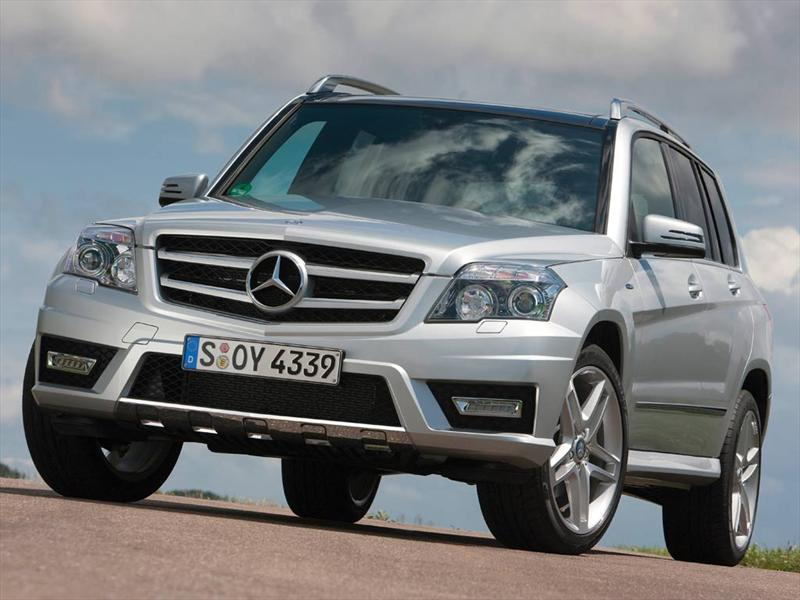 Mercedes benz clase glk 300 city 2012 for What is service a and b on mercedes benz
