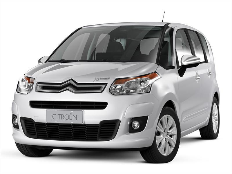 Citroën C3 Picasso 1.6 VTi Tendance (2014)