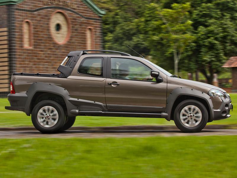 Fiat strada adventure cabina doble 1 6l 2014 for Fiat adventure precio