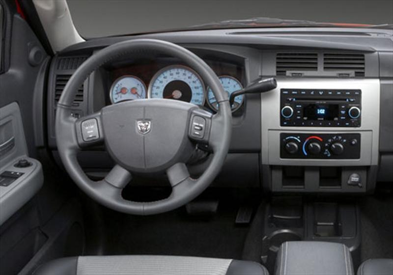 Dodge Dakota 3 7 Quad Cab Laramie 4x4 2013