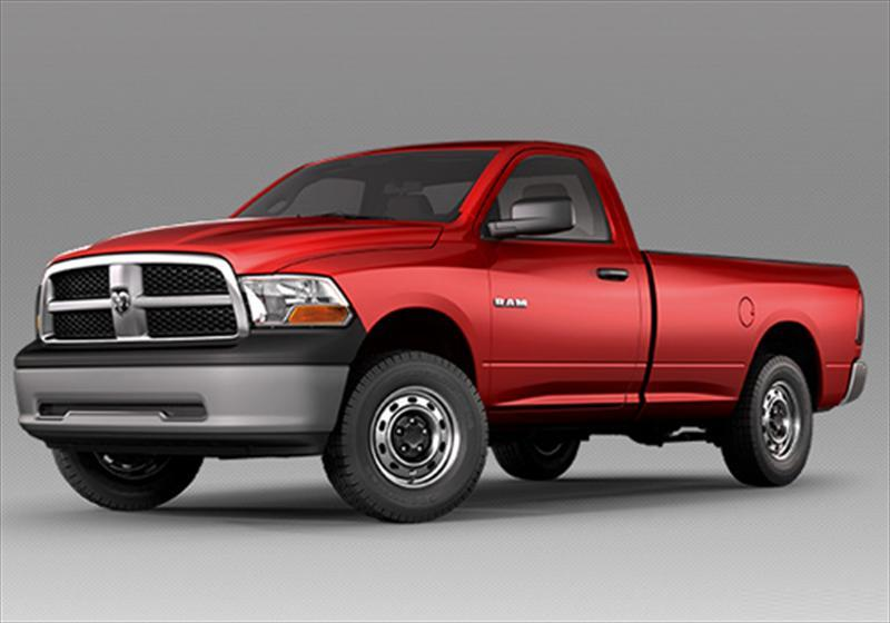 Ram Rt 2012 >> RAM RAM Regular Cabina RT 5.7L 4x2 (2014)