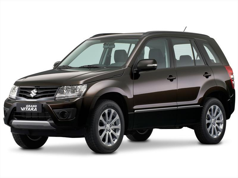 suzuki grand vitara gls 2015. Black Bedroom Furniture Sets. Home Design Ideas