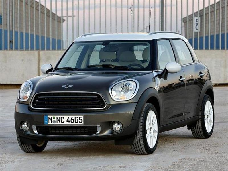 Mini Countryman Información 2017