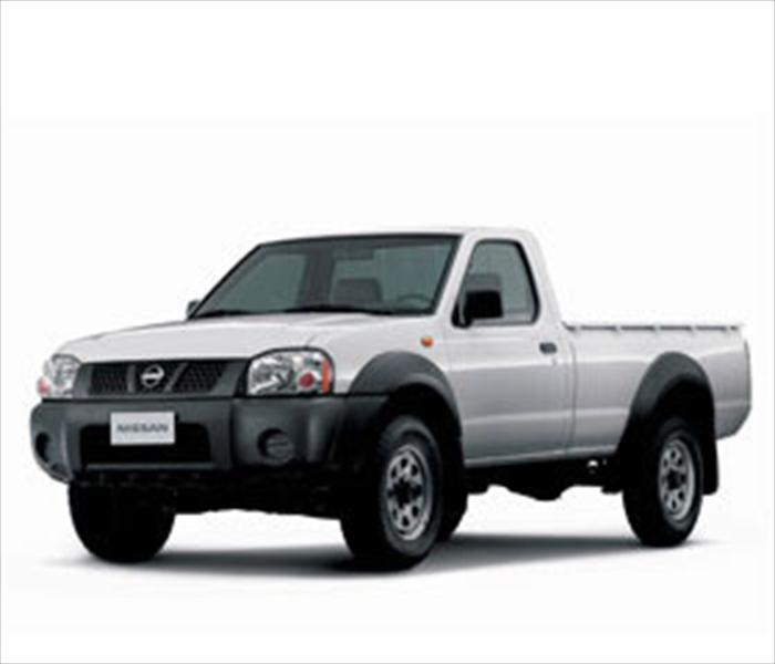 foto Nissan Frontier 2.4L Simple Cabina 4x4