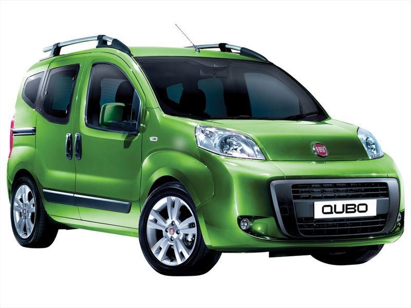 Fiat Qubo Dynamic (2014)
