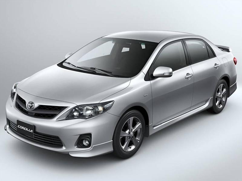 Toyota Corolla XRS (2014)