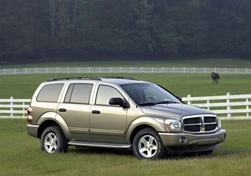 Dodge Durango Limited 4X4 Hemi Aut (2013