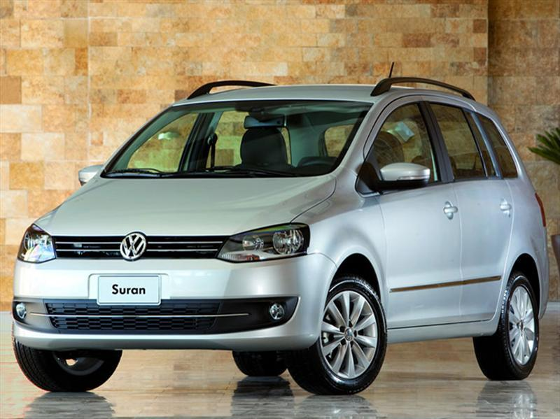 Volkswagen Suran 1.6 Highline Plus (2012)