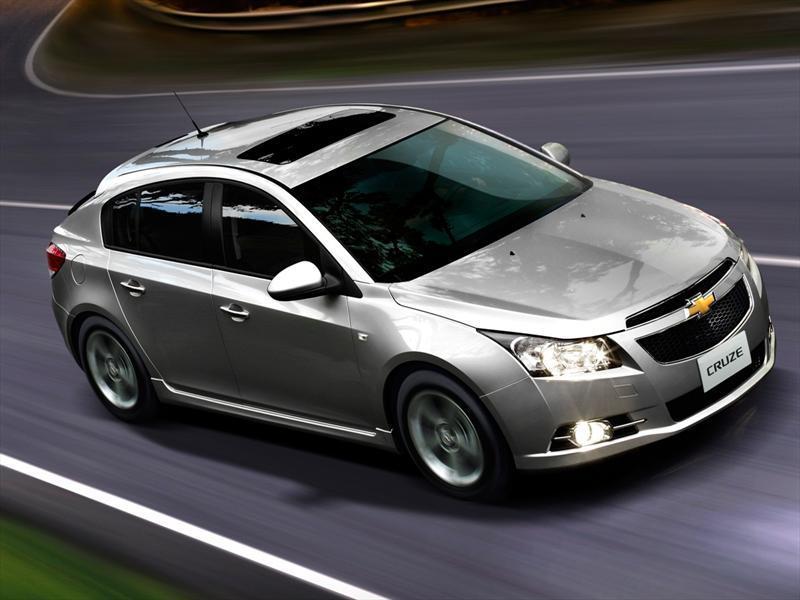 Chevrolet Cruze Hatchback lt