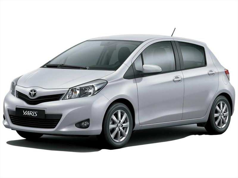 Toyota Yaris 5P 1.5L Core (2014)