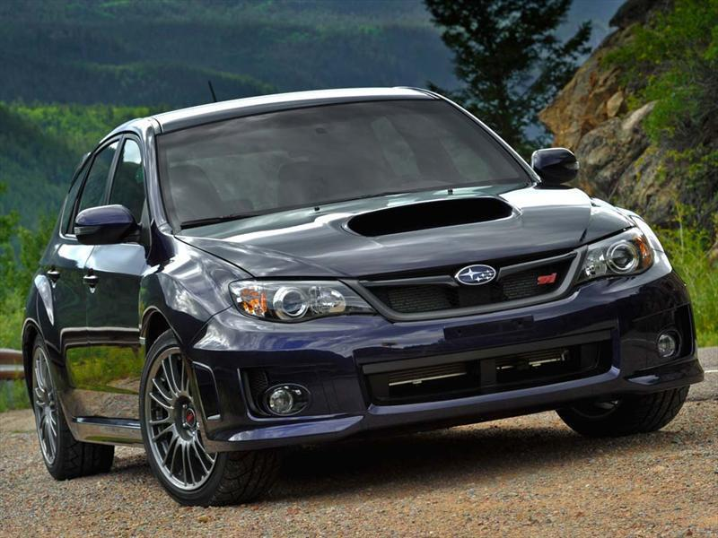 Subaru Impreza WRX STi (2013)