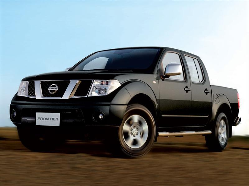 Nissan Frontier 4x4 2 5 Tdi Le 2012